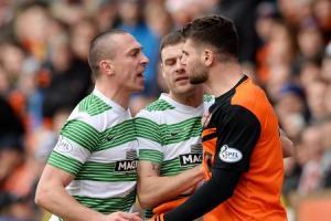Joe Miller tells Parkhead-bound Nadir Ciftci: Bad Bhoys won't last long in Celtic dressing room.