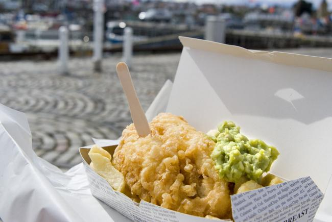 Glasgow chippy in running for UK's Best Fish and Chip Shop