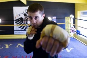 Ricky Burns targets return to lightweight division