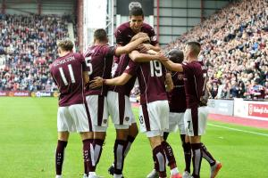 Hearts 4, St Johnstone 3: Juanma gets Jambos off to flying start