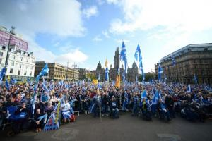 SNP election success would entitle them to new independence vote poll finds