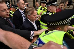 Ex-Rangers chiefs  Craig Whyte and Charles Green charged after court appearances