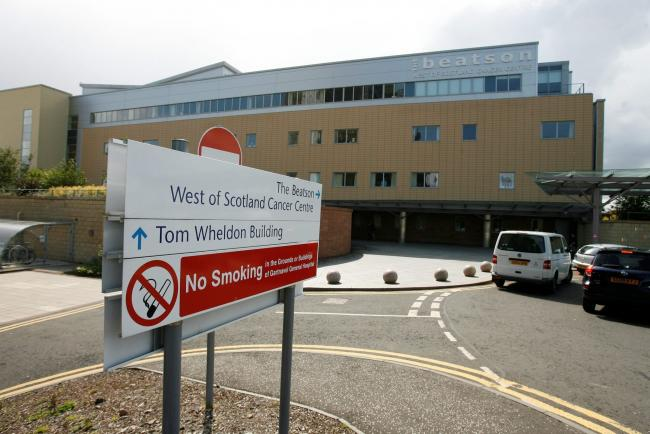 The Beatson Cancer Care Unit