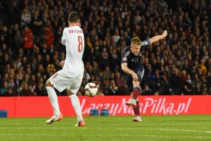 Scotland 2 Poland 2: Deja-vu for Scotland as their Euro 2016 hopes end
