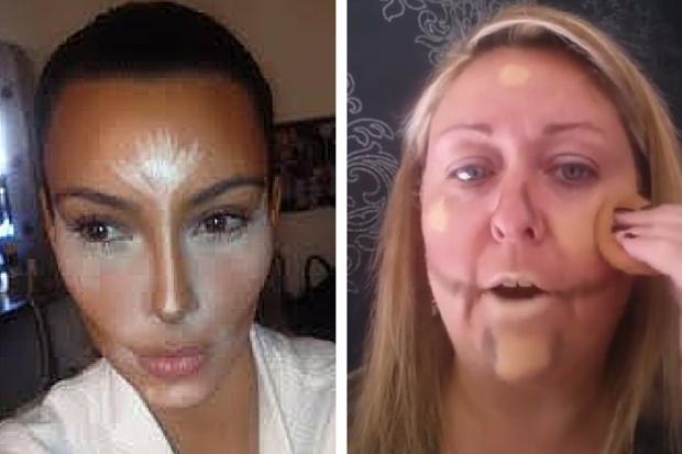 Watch a Glaswegian woman take on Kim Kardashian in an hilarious ...