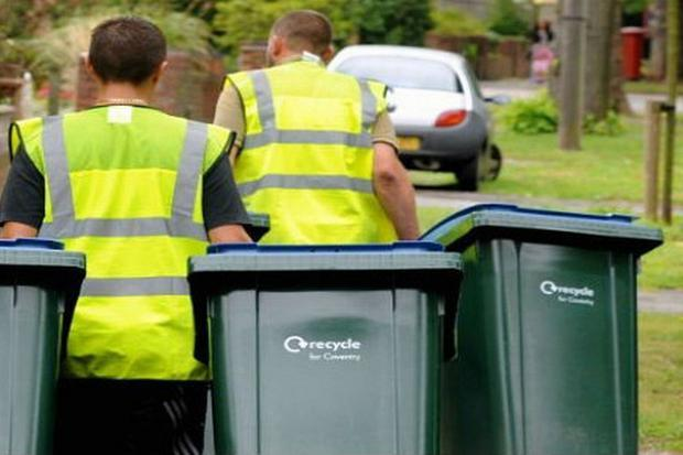 Glasgow City Council workers being trained to WATCH neighbour's bins for signs of terrorism