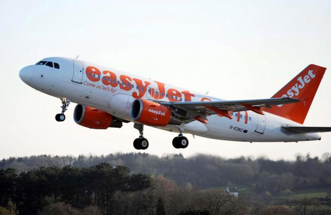 EasyJet flight from Glasgow makes emergency landing in Berlin after captain smells smoke