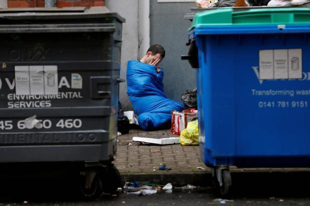 Thousands of Scots children homeless at Christmas