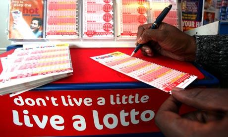 Have you checked your ticket? Lotto announces someone in Glasgow has won a £1m