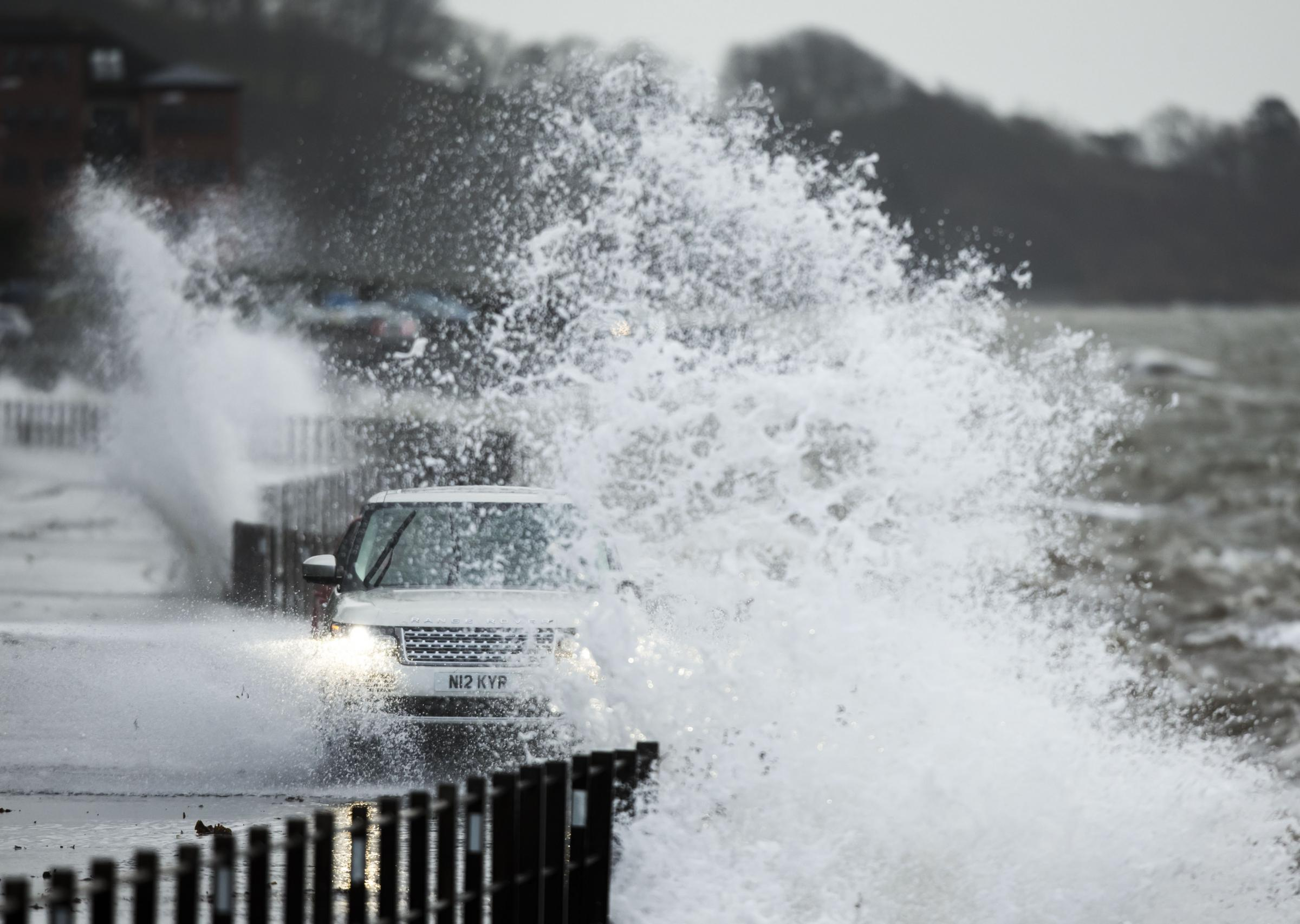 Storm Caroline could bring gusts of 90mph to Scotland and cause 'potential danger to life'