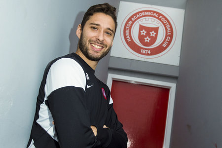 D'Acol has yet to score for Accies in 15 games