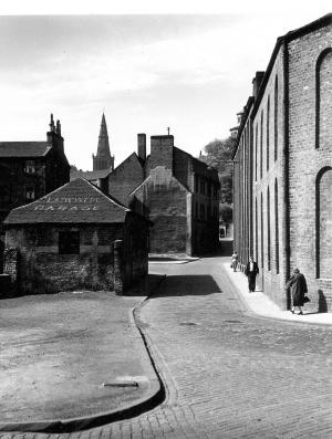 Evening Times: Memories:The story on one of Glasgow's oldest streets