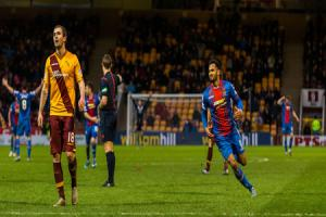 Motherwell 1 Inverness 2: Last-gasp stunner sends holders through in tight affair at Fir Park