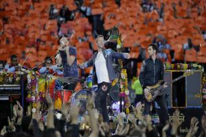 Coldplay video criticised for 'stereotypical' portrayal of India