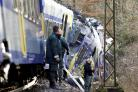 Several people injured in southern Germany train crash