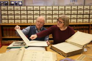 Evening Times: Evening Times archives play a key role in updating the city's World War One roll of honour