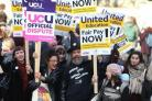 College lecturers balloted over strike action