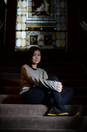 Evening Times: Harry Potter star Katie Leung on being a video game geek and eating cheese in her pyjamas