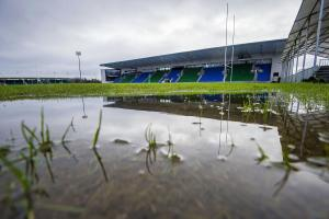 Artificial pitch likely to be laid at Glasgow Warriors home after talks with stakeholders over condition of existing pitch