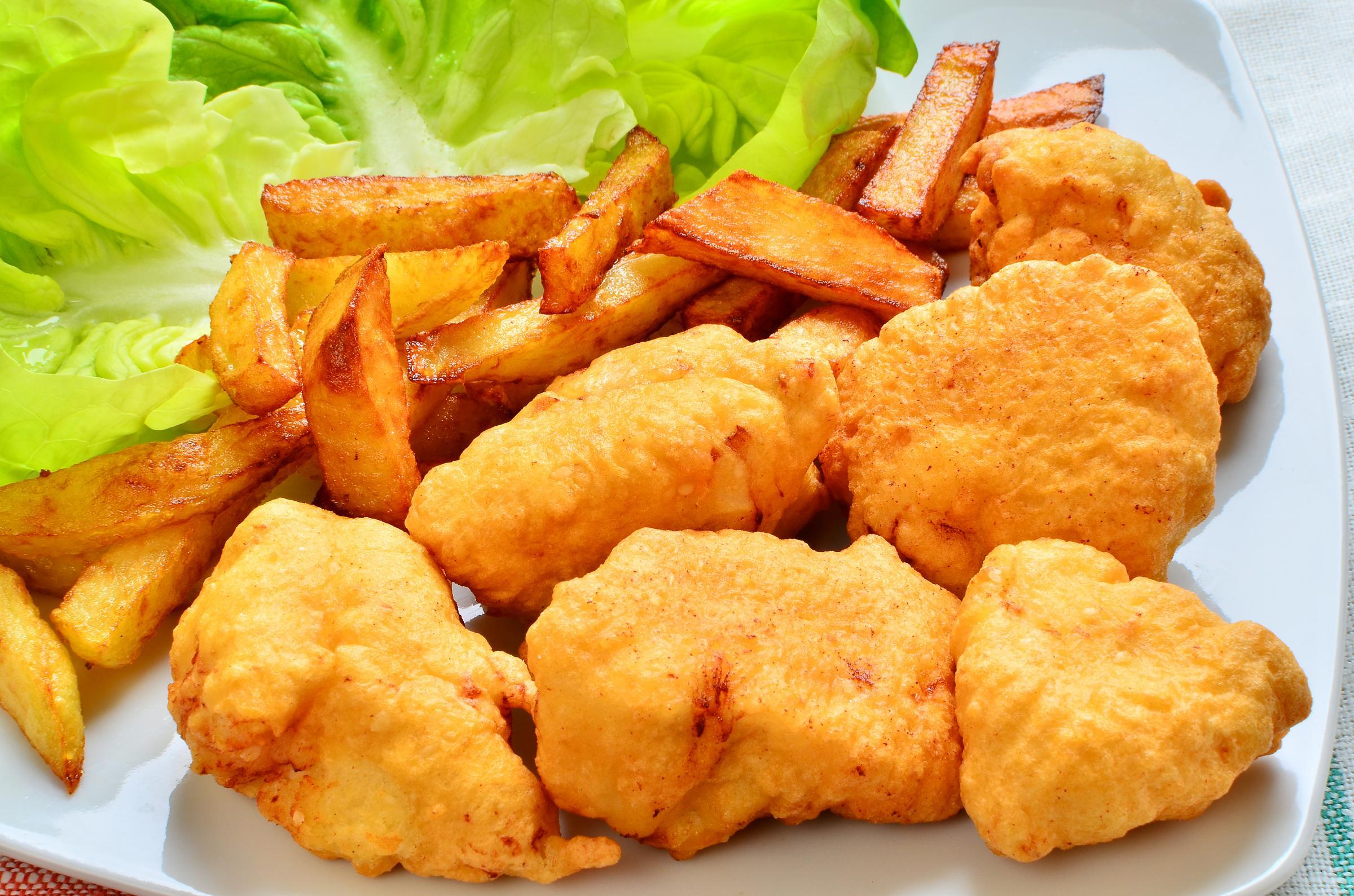 Домашние куриные наггетсы рецепт американская кухня 58