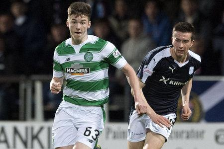 Evening Times: Kieran Tierney has urged Celtic to get ready for the trip to Fir Park on Saturday