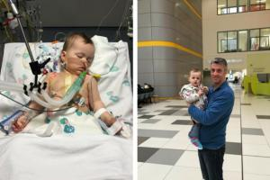 Evening Times: Doting dad to cycle 80 miles to raise funds for hospital which saved his daughter's life