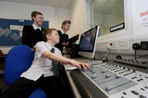 Evening Times: Watch: Pioneering music project helps pupils stay on track