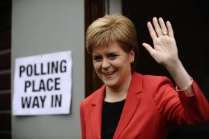 Evening Times: VIDEO: Glasgow goes to the polls on election day