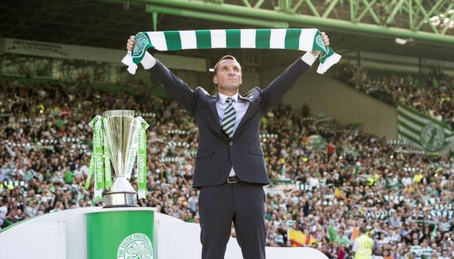 Brendan Rodgers could be taking Celtic to Philadelphia to face Dundee