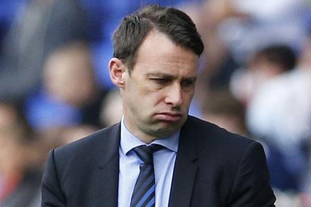 Evening Times: REGRET: Dougie Freedman says he should never have left Crystal Palace to join Wanderers