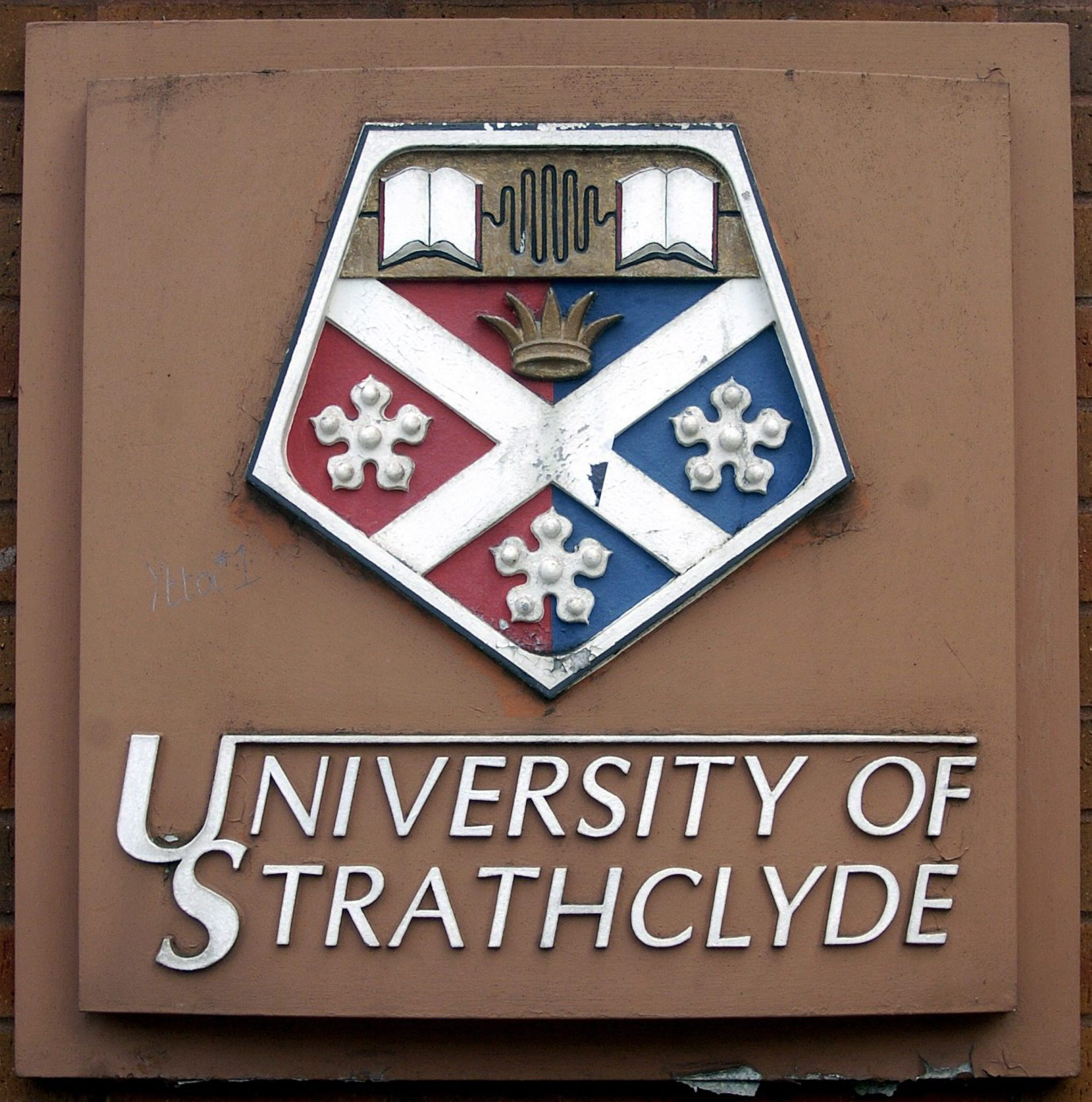 Strathclyde University.
