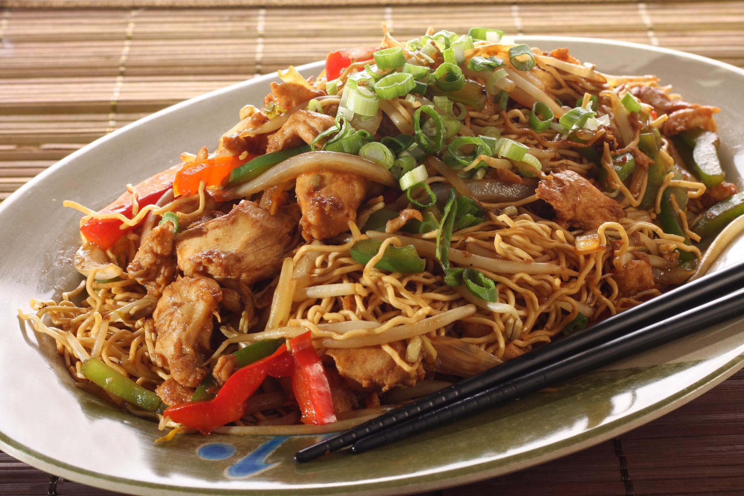 Рецепт китайской кухни пошагово