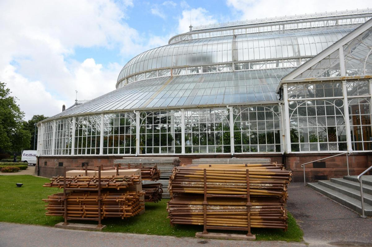 people u0027s palace to reopen but winter gardens will remain closed