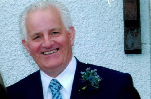 The body of 69-year-old Neil Molloy was discovered in the Forth and Clyde Canal on Monday afternoon in Falkirk.