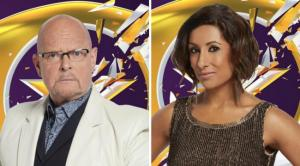 Evening Times: Celebrity Big Brother viewers divided after Saira Khan and James Whale's racism row