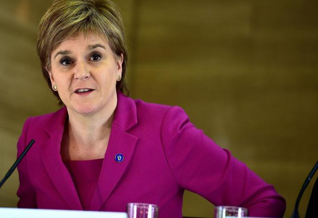 Nicola Sturgeon in pledge to use new powers to safeguard rights of disabled people