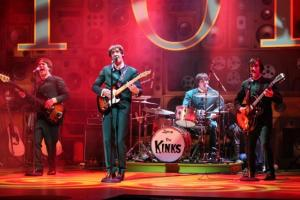 Evening Times: Kinks musical reveals the cold reality of sixties pop life