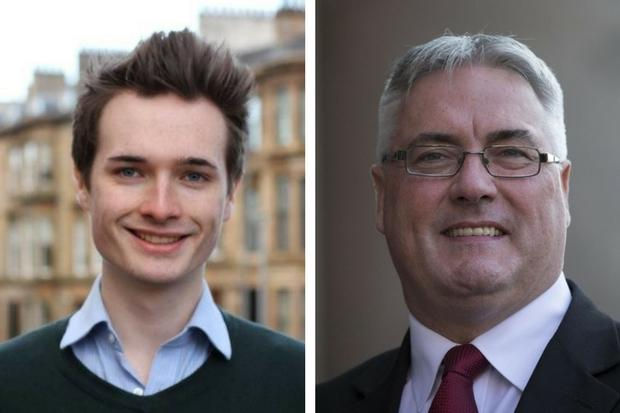 Angus Millar hopes to meet with Frank McAveety to discuss LGBT