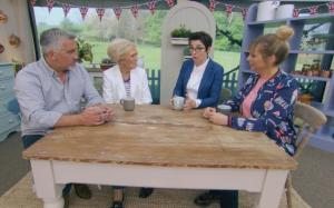 Evening Times: TV chiefs face Great British Bake Off loss grilling
