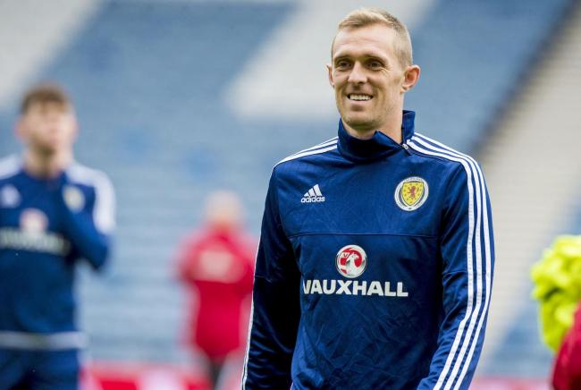 Darren fletcher the blueprint for young scots says strachan scotland captain darren fletcher has been hailed as the man to follow for young scots malvernweather Image collections