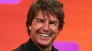 Evening Times: Tom Cruise says he'd 'love' to do Top Gun 2