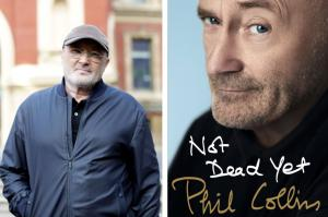 Evening Times: Phil Collins reveals physical and emotional toll of his career