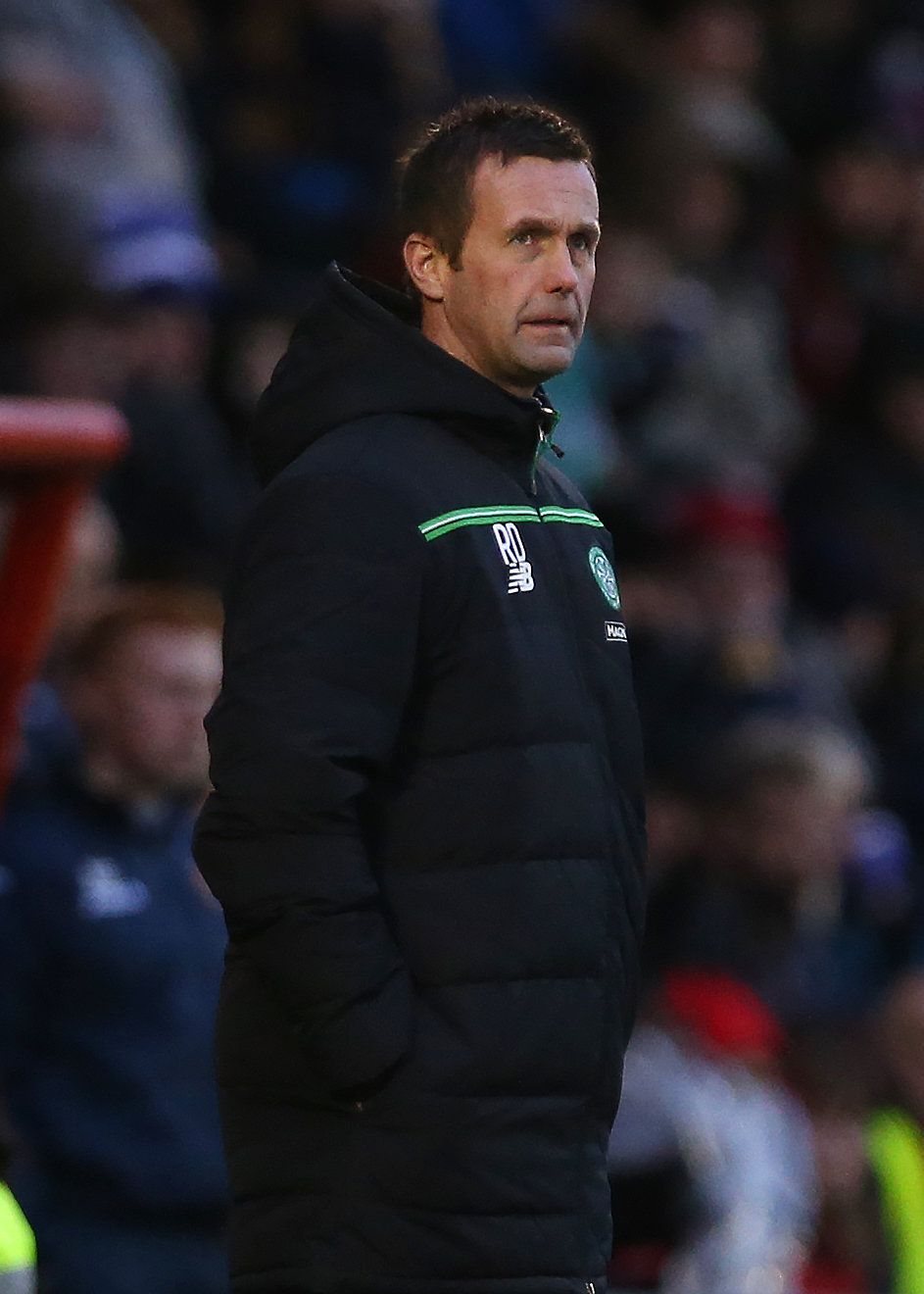 Ronny Deila struggled in the latter months of his tenure at Celtic