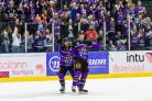 Braehead Clan are finally back at home tonight against Dundee Stars. Picture: Al Goold (www.algooldphoto.com)