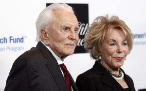 Evening Times: Hollywood legend Kirk Douglas is 100 today