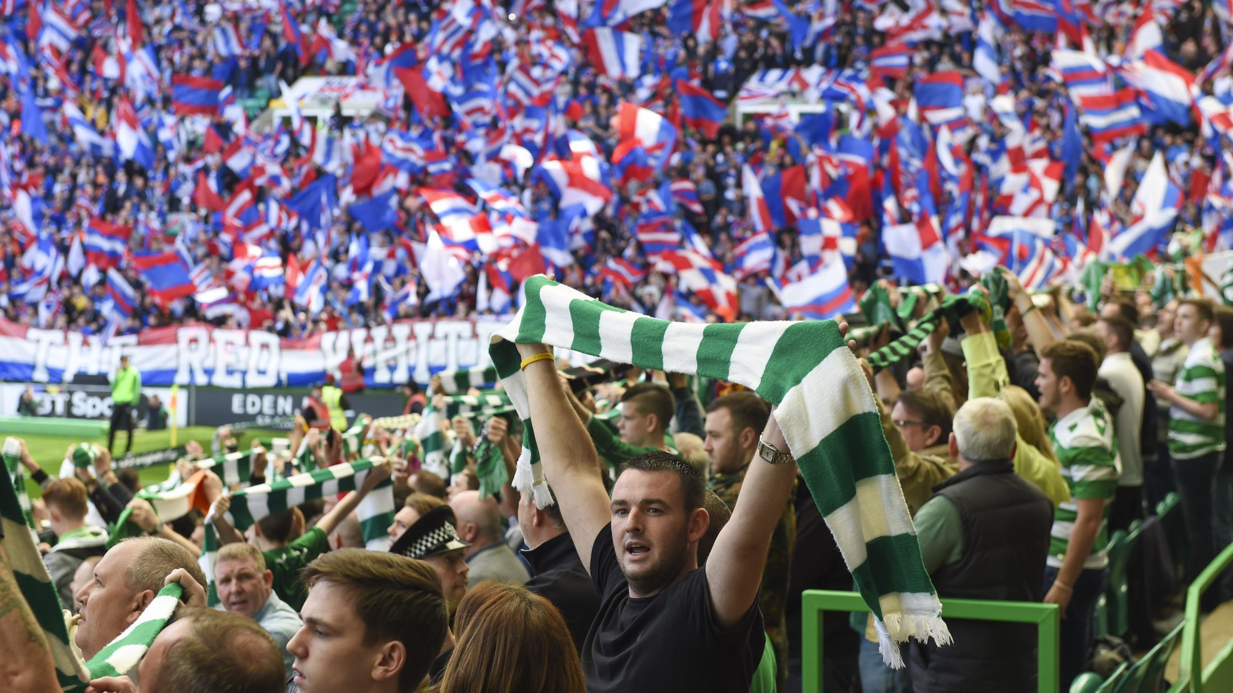 Bragging rights: Davie Hay expects that it will be the Celtic fans who will have the happier New Year after the Hogmanay clash with Rangers.