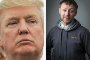 Scots comedian Limmy 'reported to the FBI' over Trump assassination tweet
