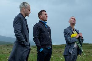 The stars of T2 Trainspotting