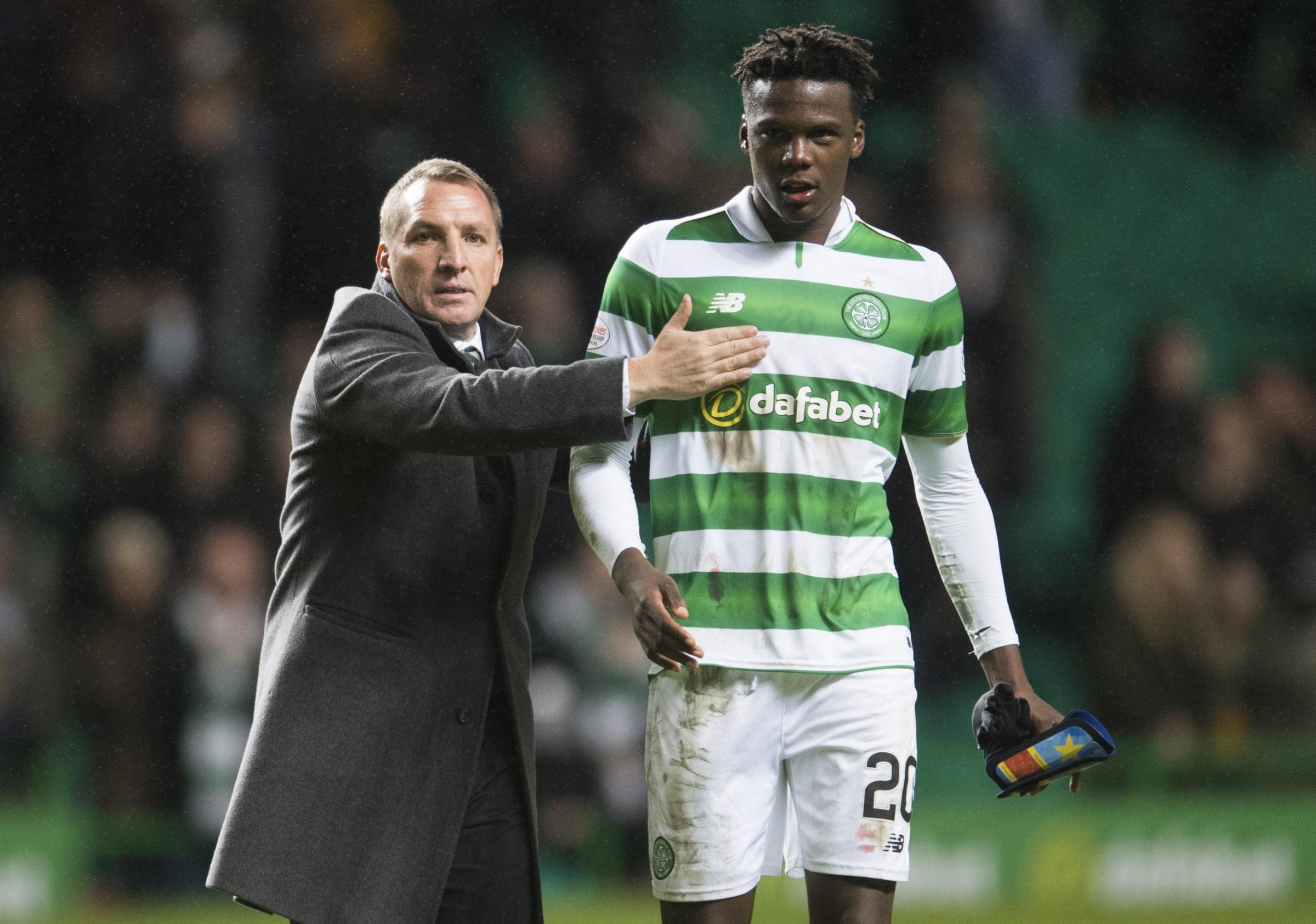 Celtic defender Dedryck Boyata the surprise call of the season so far