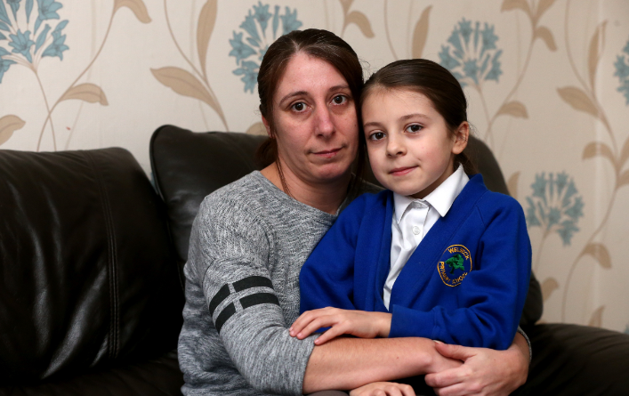 Nine-year-old girl given METHADONE by bungling pharmacist